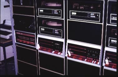 PDP11s! Oh how I miss them.
