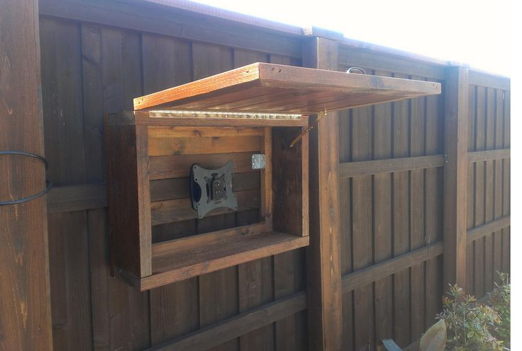 build a outdoor tv enclosure information on the outdoor tv cabinet