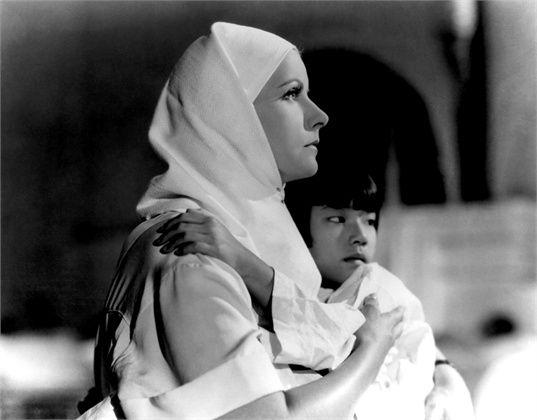 Greta Garbo        https://www.google.it/search?q=Il velo dipinto (1934)