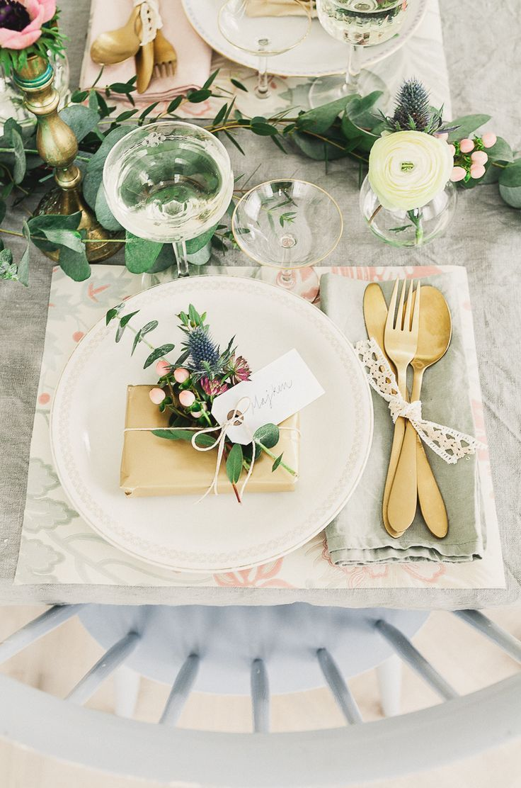 Table setting by Volang-Linda http://www.volang.elledecoration.se