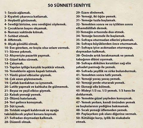 """Cübbeli Hoca Twitter'da: """"#Umarım2016da #KarlıHavalarda #BenceMutluluk #NeGüzelOlurdu Peygamberimizin 50 sünneti . Retweet edip paylaşalım https://t.co/jHSvKnxEkT"""""""