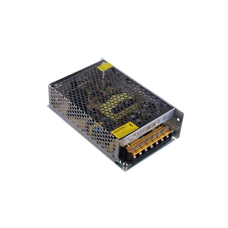 ΤΑΙΝΙΕΣ LED : ΤΡΟΦΟΔΟΤΙΚΟ 12V DC 100W IP20 N.147-70511