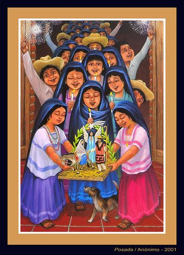 mexican christmas traditions - Google Search