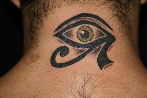 Significado da tatuagem Olho de Horus