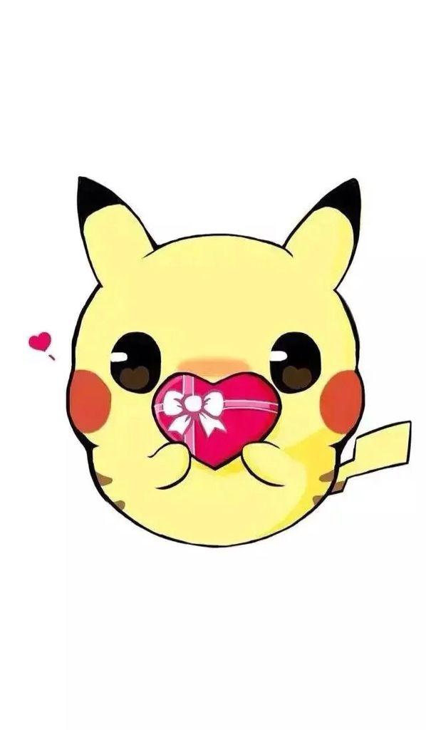 603 best super cute pokemon images on pinterest pokemon stuff pikachu and chibi - Pikachu kawaii ...