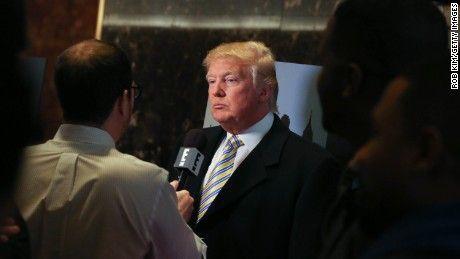 National Review, conservative thinkers stand against Donald Trump - CNNPolitics.com