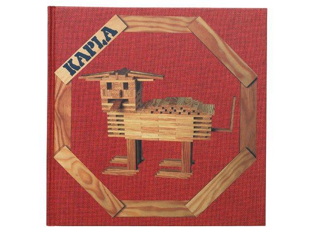 Kapla 1: beginnende bouwers voorbeeldenboek Artikelnummer 301.2102 http://www.kgrolf.nl/product/1320/3012102_16929_1620_252_30/kapla-1-beginnende-bouwers-voorbeeldenboek.aspx