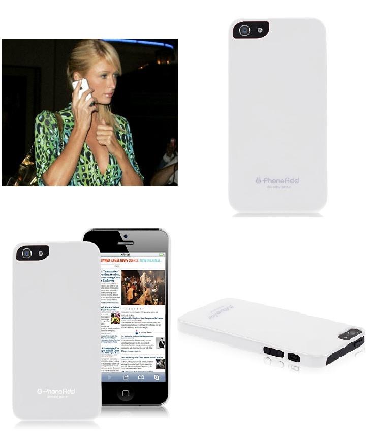 Paris Hilton using iPhone 5 White Case #Paris #Hilton #iPhone5 #White #Metal #Cases $5.47