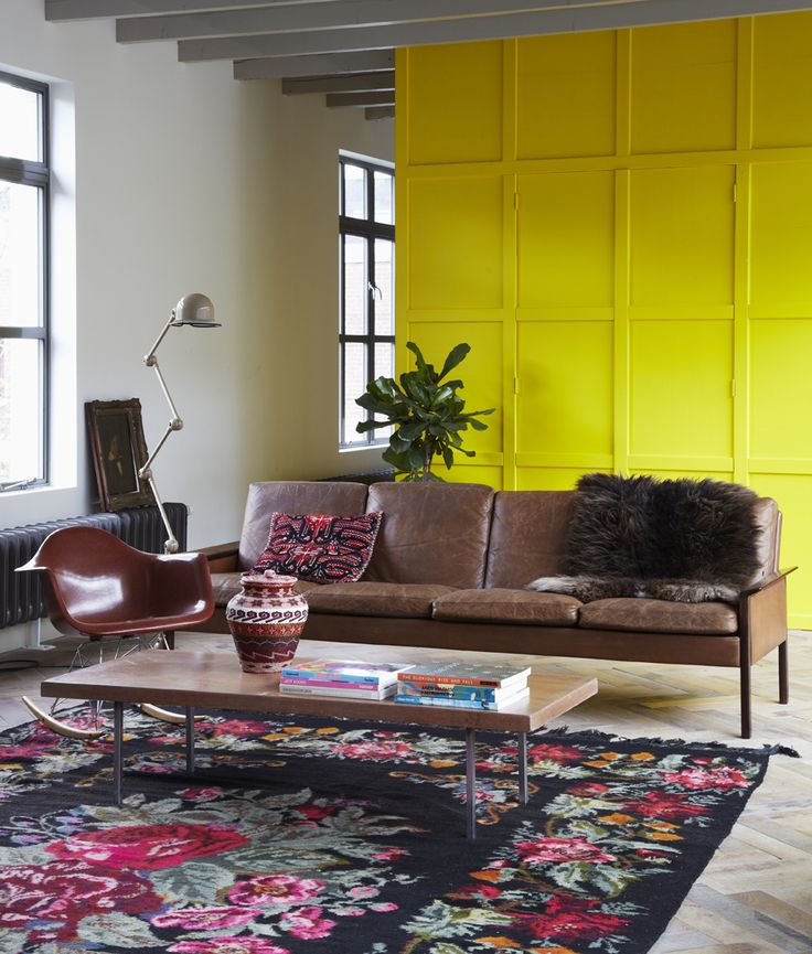 91 best Yellow Rooms images on Pinterest   Yellow, Yellow accents ...