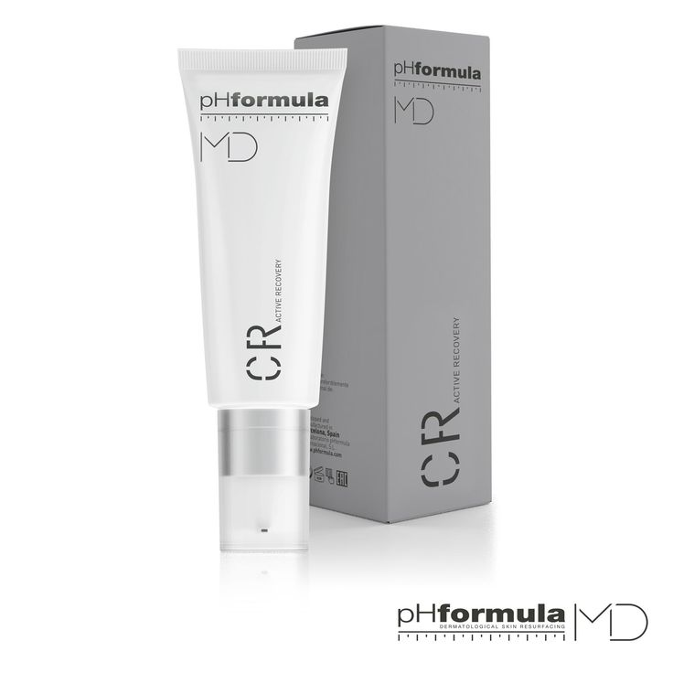 The CR ACTIVE RECOVERY strengthens the skin's natural defence mechanisms essential in the treatment of sensitive skin  - application by medical professionals only! #MDskinresurfacing #advancedskincare #physicians