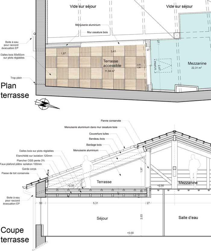 Projekt Planen Und Schneiden Garagenwohnungen Haus Innenarchitektur Architektur