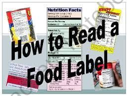Food Label Scavenger Hunt Lesson: Worksheet + 42 Food Labels to Read from Health Education Today on TeachersNotebook.com -  (100 pages)  - I've used this activity for years and I love it because by the end of the day students feel confident that they know how to read a food label.