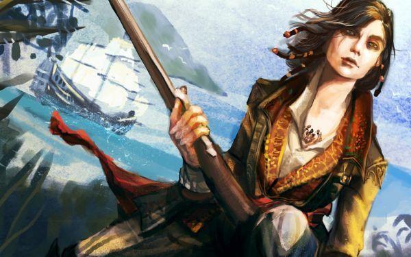 Самые знаменитые женщины-пираты - Удачи и свободы Вашему Я!