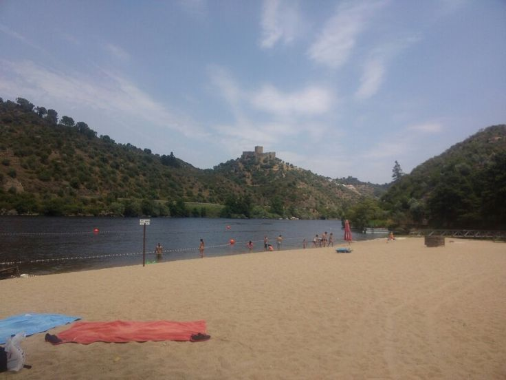Praia fluvial do gaviao