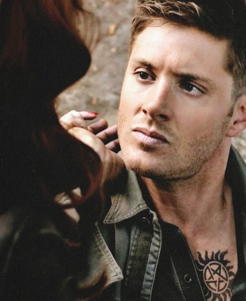 The tattoo 9x02 devil may care supernatural s u p e r for Dean and sams tattoo