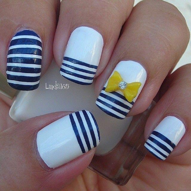 zebra blauw wit