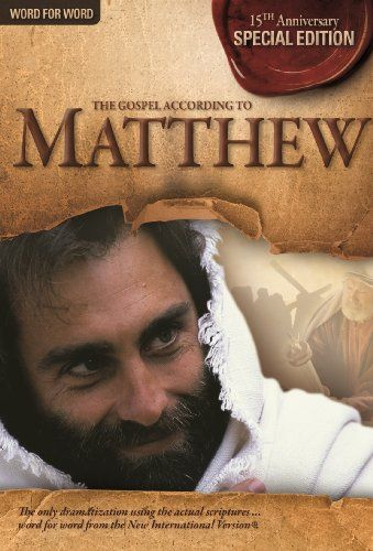 Visual Bible: The Gospel According To Matthew