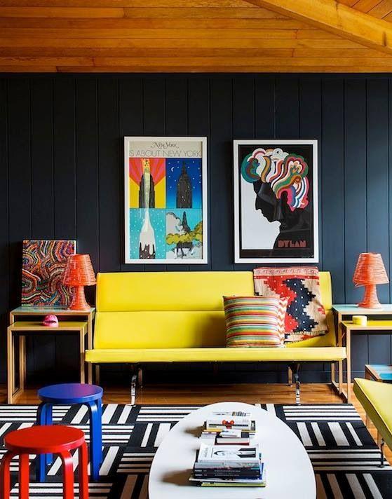 Murs bleu canard Art - Furniture-popular--dining chair - design - contemporary Scandinavian design furnishing