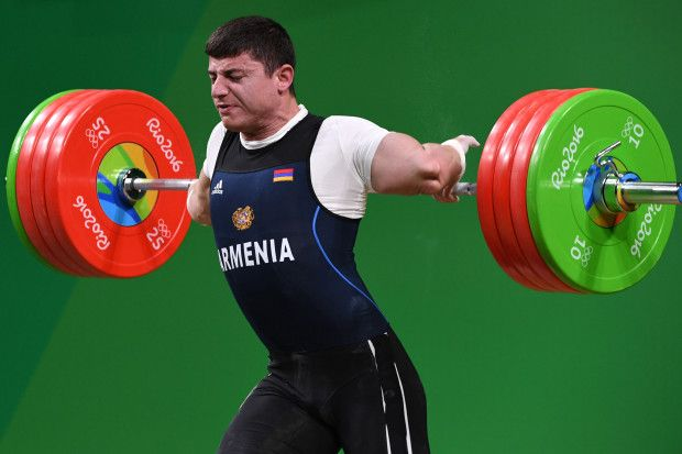 #ANDRANIK KARAPETYAN BREAKS ARM  RIO OLYMPICS 2016 WEIGHTLIFTING 195KG CLEAN AND JERK REVIEW#ARMENIA'S ANDRANIK KARAPETYAN  #ANDRANIK KARAPETYAN #ANDRANIK KARAPETYAN BREAKS HIS ARM #Andranik Karapetyan #ANDRANIK KARAPETYAN BREAKS HIS ARM CLEAN AND JERK 195kg  #OLYMPICS WEIGHTLIFTING RIO 2016 # OLYMPICS WEIGHTLIFTING RIO 2016 REVIEW # weightlifting fails #Olympic  #Weightlifting  #Broken Arm  #RIO OLYMPICS #RIO OLYMPICS 2016 #arm snapped #snapped #Armenian weightlifter #Armenian