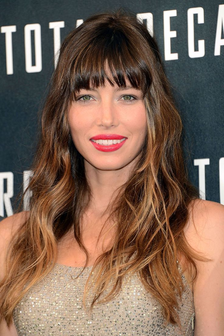 Christina ferrare hairstyle products used - 89 Best Layered Hair With Bangs Images On Pinterest Hairstyles Hair And Make Up