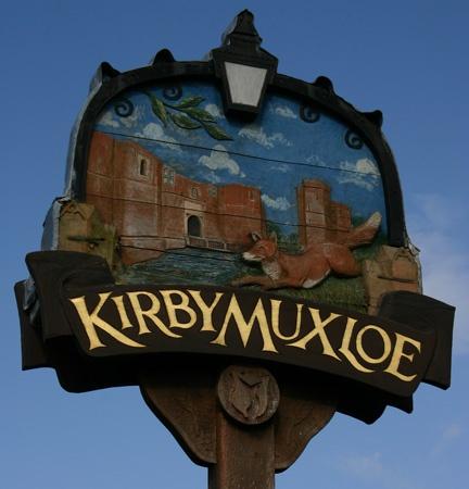 Kirby Muxloe, Leicestershire.