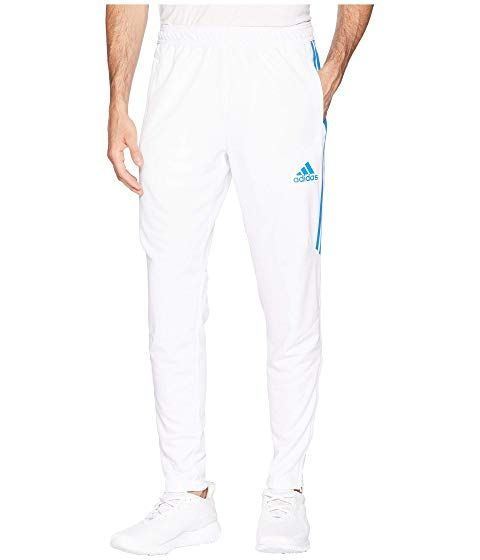 618a10779809b ADIDAS ORIGINALS Tiro '17 Pants, WHITE/BLUEBIRD. #adidasoriginals ...
