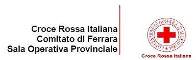 Nota della Croce Rossa Comitato di Ferrara su emergenza terremoto