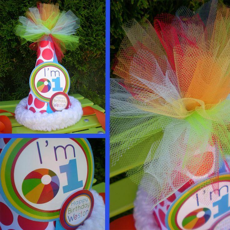 Decorating With Beach Balls Best 25 Beach Ball Birthday Ideas On Pinterest  Ball Birthday
