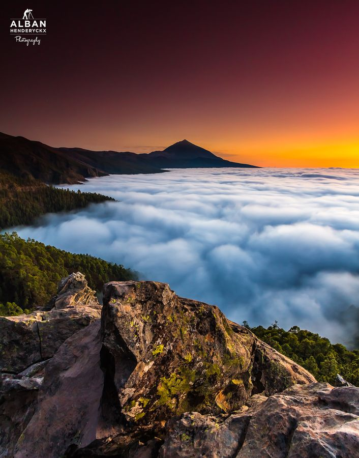 Skywatcher,  El teide, Tenerife Islands