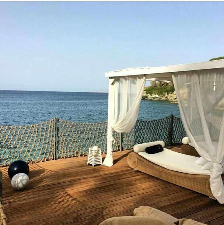 The art of relaxation in Crete