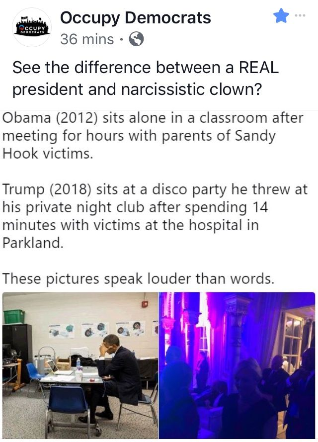 If it doesn't affect him personally, Trump gives zero shits.  He doesn't care about you, he sure as shit doesn't care about those kids at Parklawn.  All he cares about is money and how he can exploit you to get more of it.  He's disgusting and I'm not going to stand for it being the image we project to the world