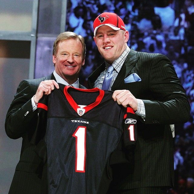 JJ watt draft pick