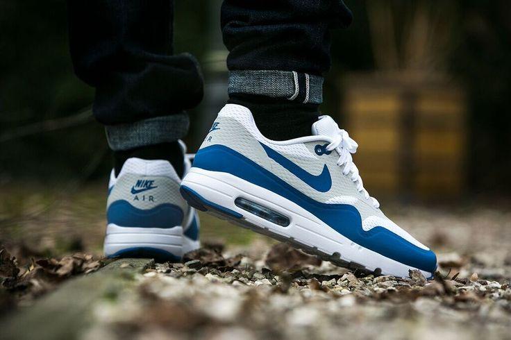 nike air max 1 ultra essential blue