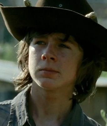 Carl Walking Dead | Carl Grimes (TV Series) - Walking Dead Wiki
