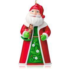 Santa the Toy Bringer- Wyatt