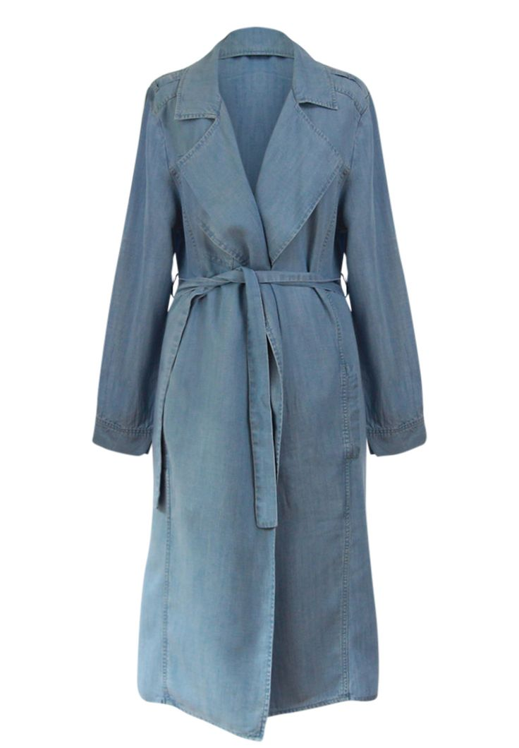 Fate - Chambray Lilibeth Trench