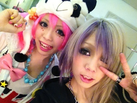 top 25 ideas about visual kei hairstyle on pinterest