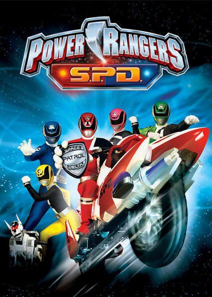 Power Rangers S.P.D. - Saison 1 La saison 1  de la série  Power Rangers S.P.D. est disponible en français sur Netflix Canada Netflix France  [traileraddi...