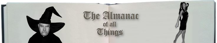 The Almanac of All Things: a fantasy satire comedy about an aging wizard, a musical fairy and two gay warriors on a quest to return a 300 year overdue library book. Brilliant and hilarious!