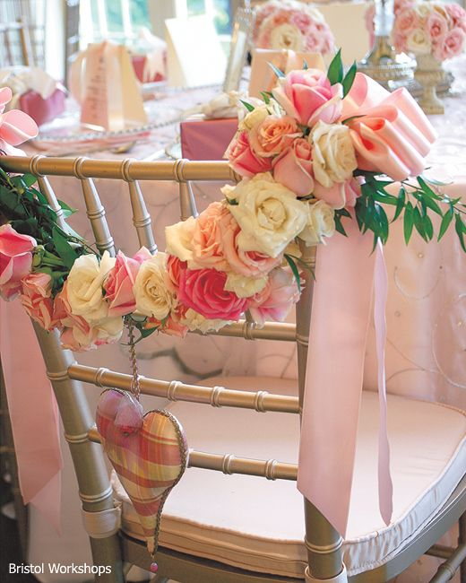 1000 Images About Wedding Chairback Decorations On
