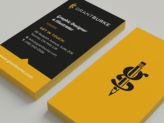 37 melhores imagens de business cards no pinterest cartes de grantburke business cards reheart Gallery