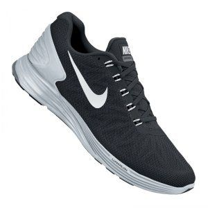 Nike Lunarglide 6 Womens Running Shoes 654434001 Black Pure PlatinumCool GreyWhite 65 M US >>> You can get more details by clicking on the image.