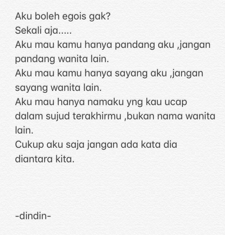 Pin Oleh Dina Vania Di Quotes