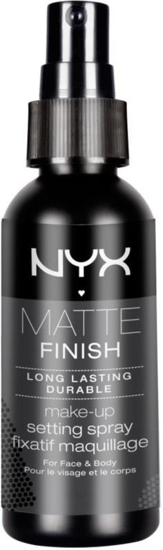 After I finish my elf setting spray, going to give this one a shot. Nyx…