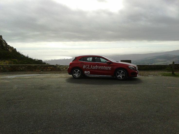 Mercedes-Benz #GLAadventure Weekend in Cape Town / Montagu