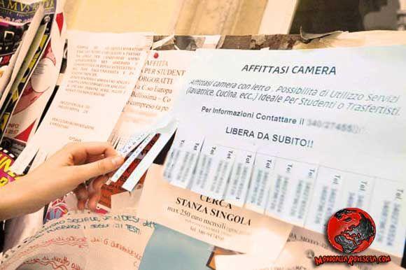 Una gravissima ingiustizia sociale, ancora più inaccettabile in un momento di profonda crisi come quello attuale. http://www.mondoallarovescia.com/unione-degli-studenti-la-service-tax-gravera-sui-canoni-dei-fuori-sede/