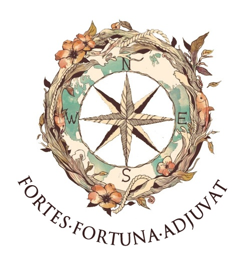 One of our family mottos!  :)  Fortes - Fortuna-Adjuvat.  Fortune Favours the Bold
