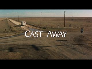 Cast Away (2000) movie title