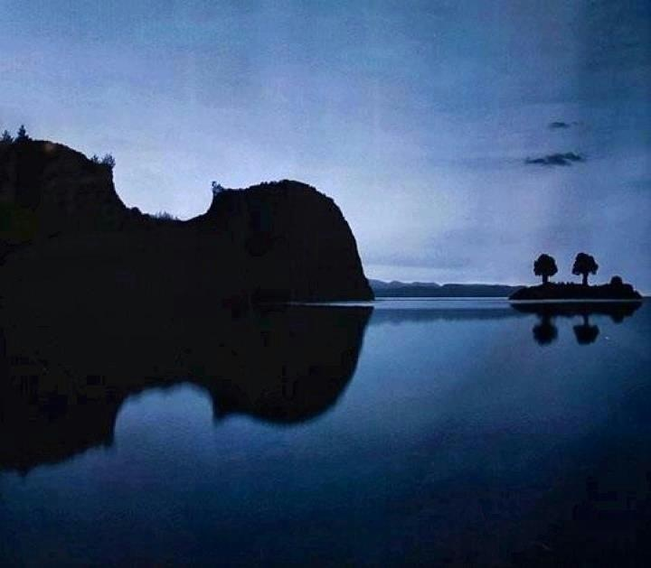 Super Cool Landscape That Looks Like Violin Our