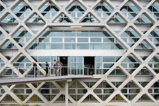 V.O.B. - Architecture: rafael vinoly architects: atlas building